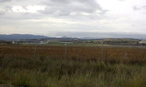 Castilian plateau, meseta castellana