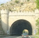 Tunnel of Pancorbo