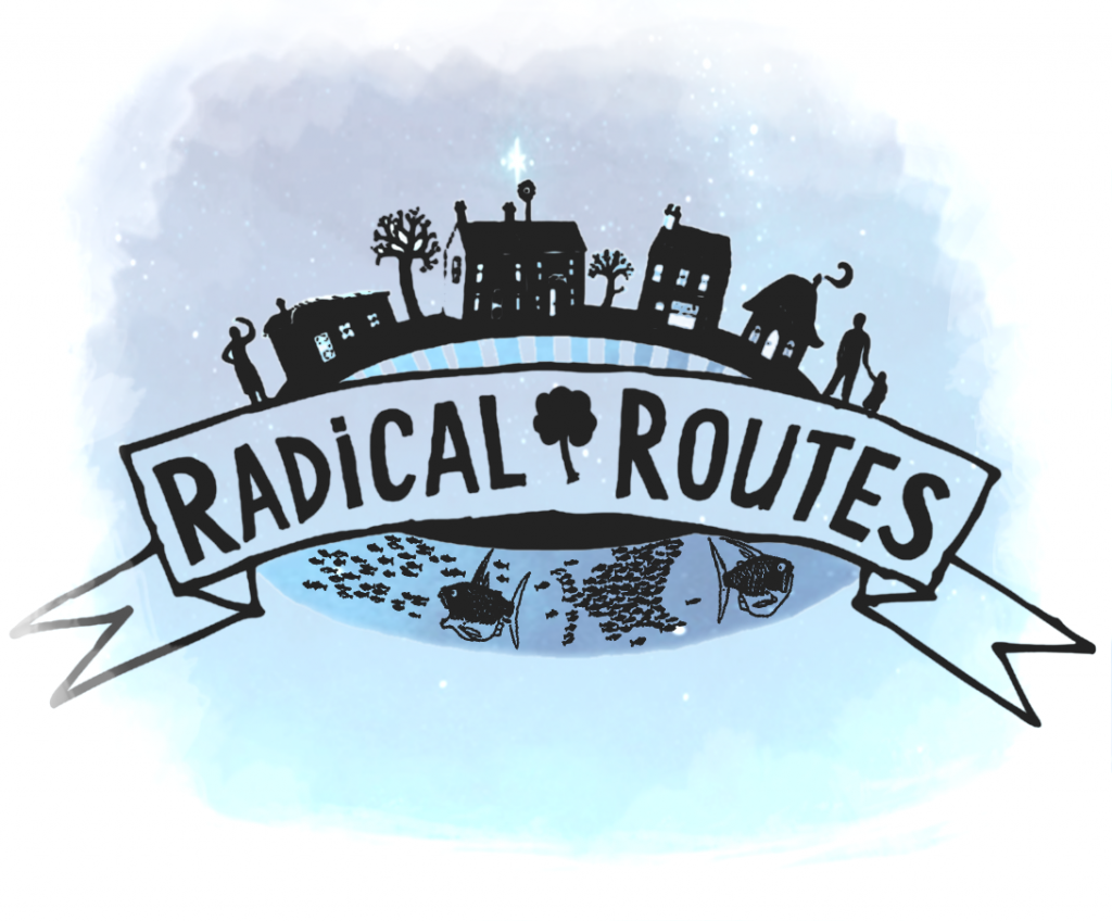 Radical Routes graphic