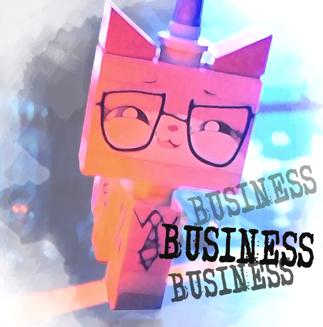 Unikitty business presentation