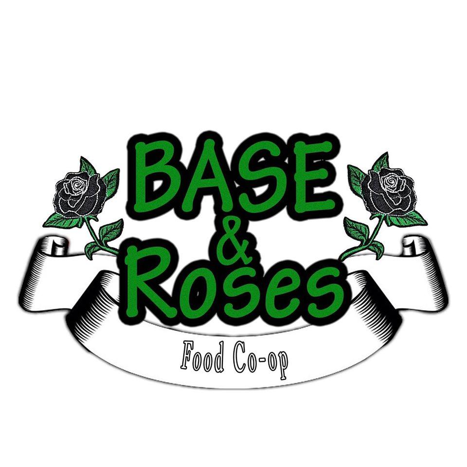 BASE & Roses logo
