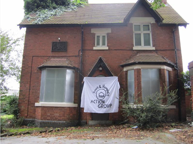 Highgate Park Lodge Squat