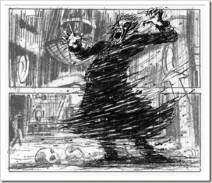 haunted house storyboard art[4]