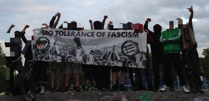 Bristol Antifascists stand in solidarity with the Tottenham community and anti-fascists in London following the recent attack on a family music event by a mob of Polish fascists
