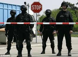 hudut polisleri