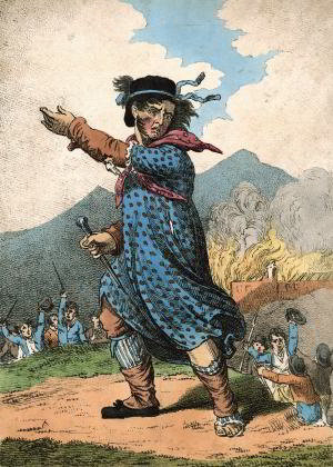 a history of the luddites in england The luddite uprising was a series of protests in northern england, in which workers smashed machines in mills and factories this wasn't the first organized violence against mechanization, but luddites are the most infamous of all the machine-breakers.