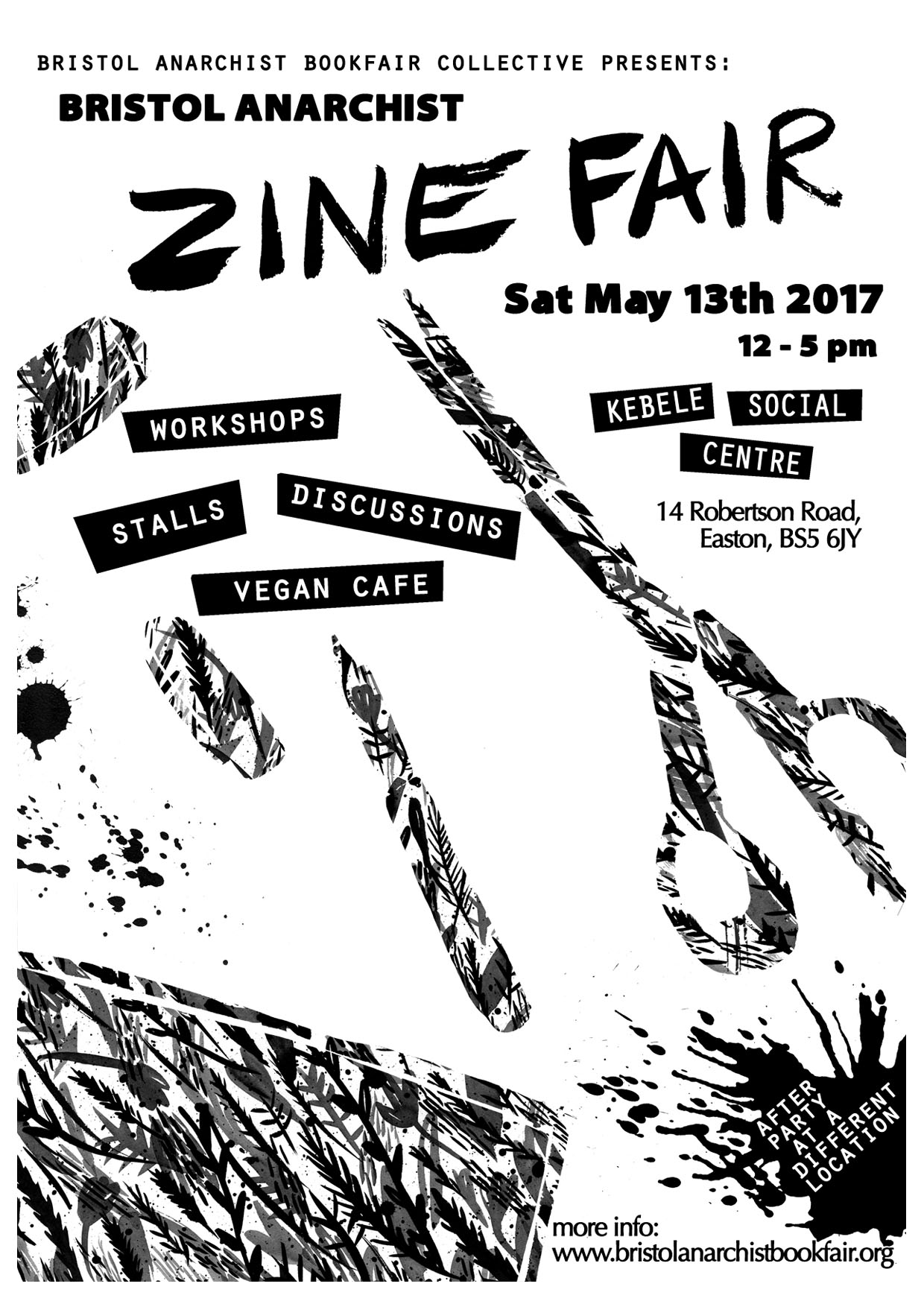 Bristol Anarchist Zine Fair