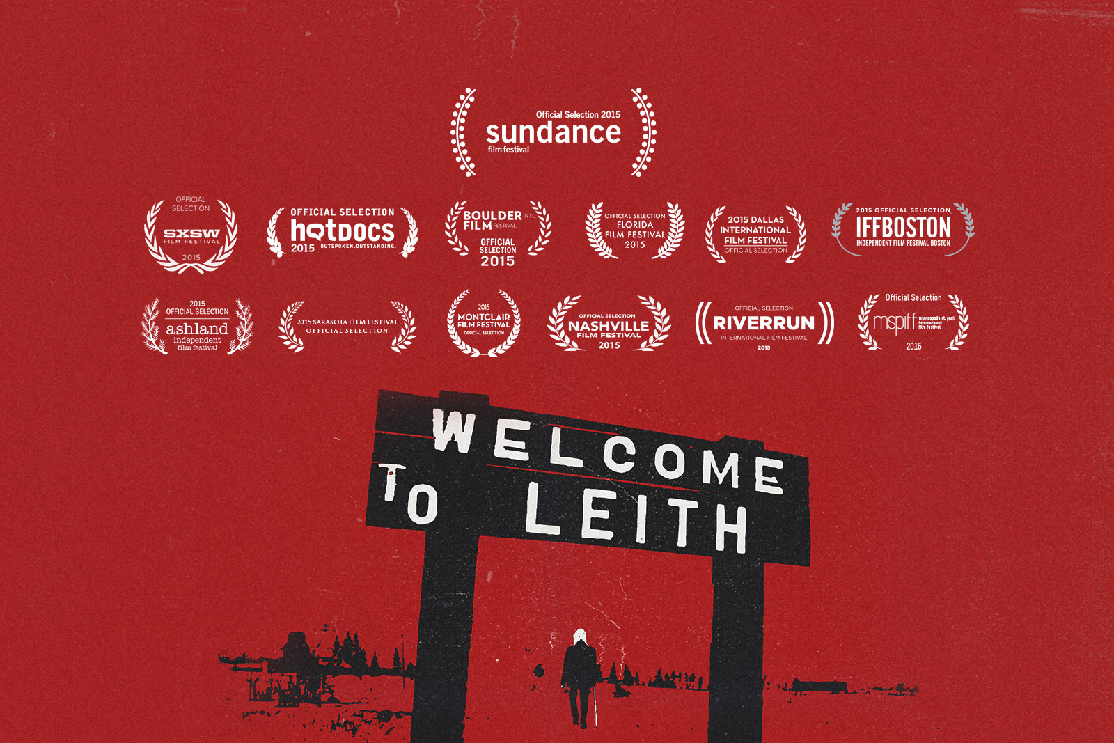 """Welcome to Leith"" film showing"