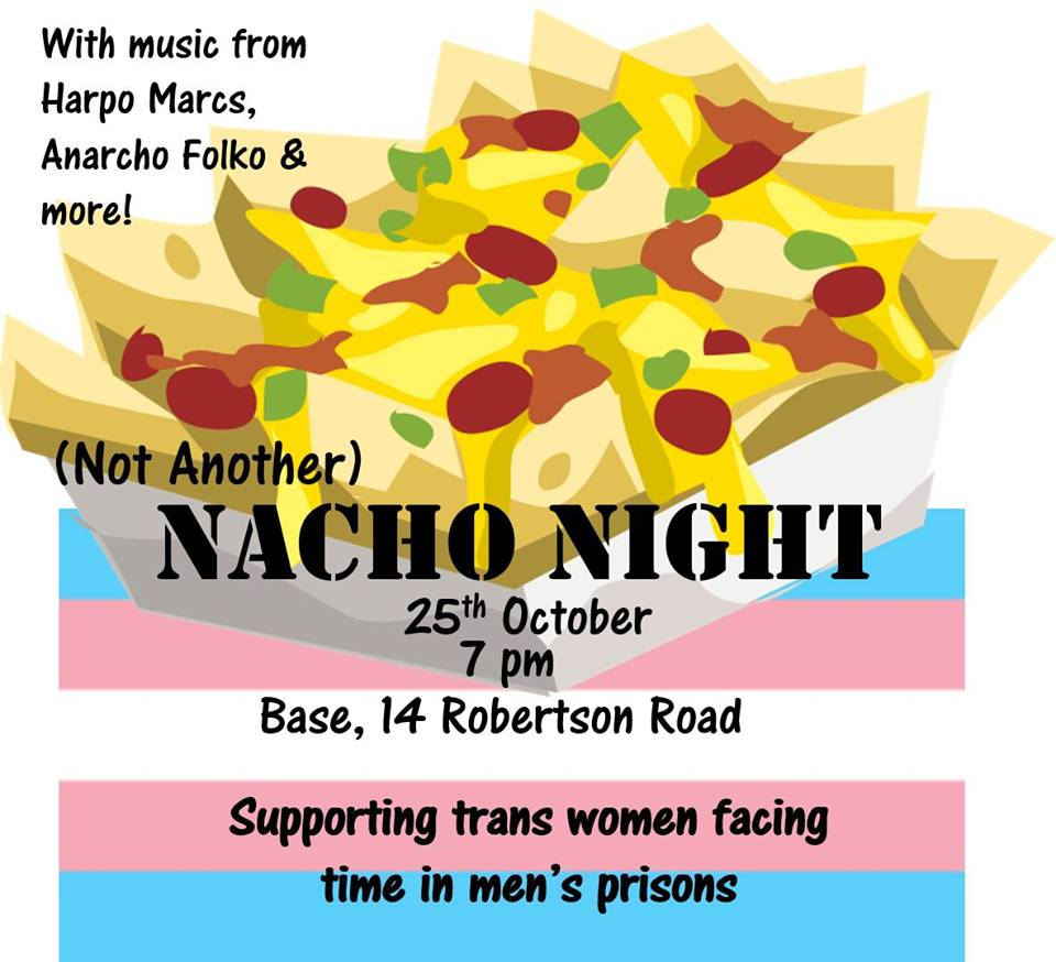 Not Another Nacho Night!