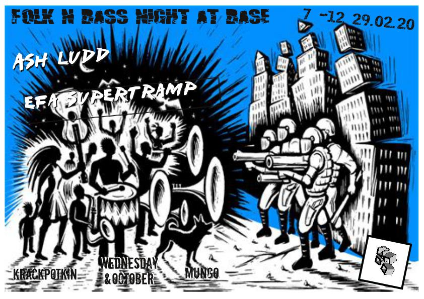 BASE fundraiser party