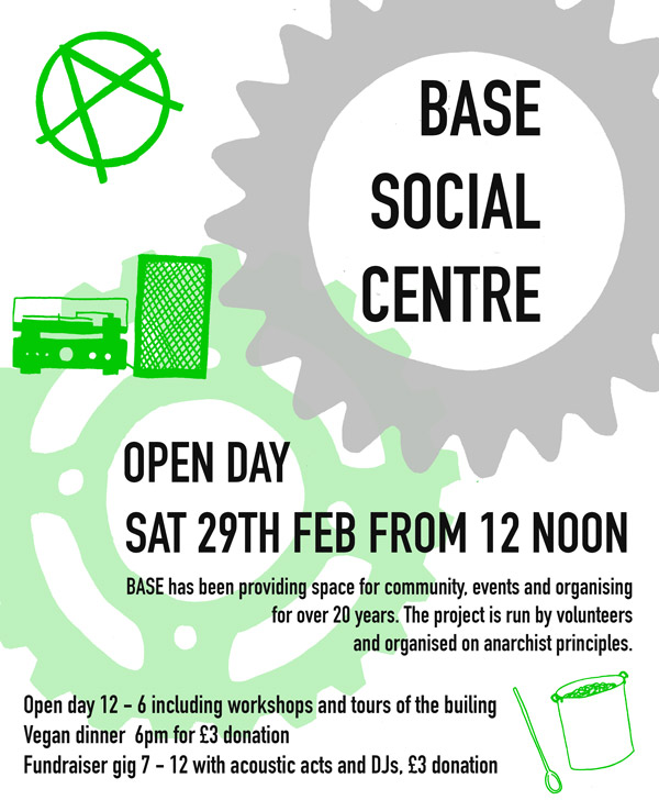BASE open day