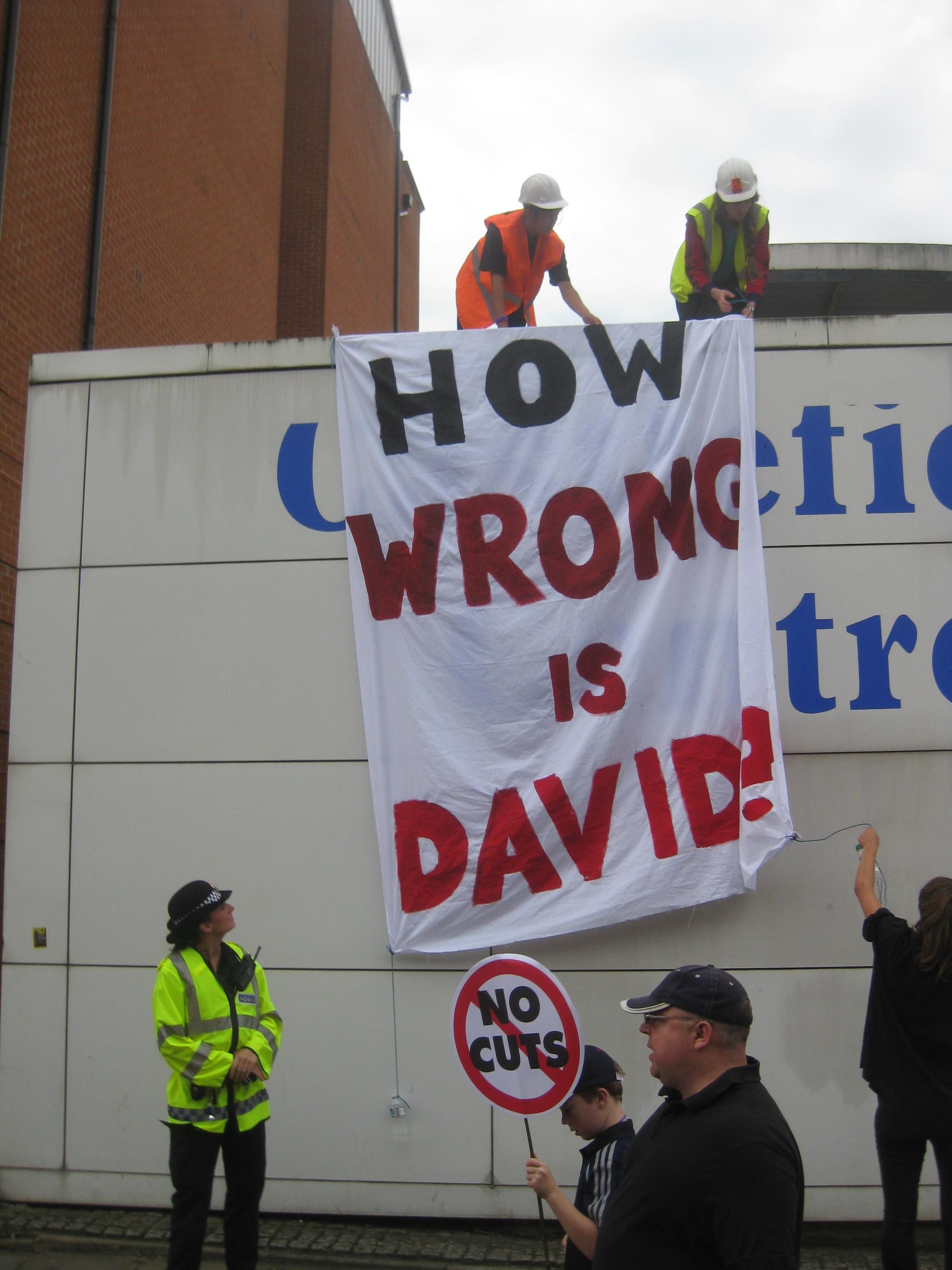 Manchester Housing Action - a blog