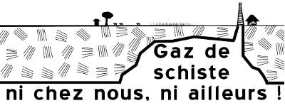 Logo Non au gaz de schiste 400px@libre fan, CC