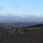 Plaine de Villeneuve-de-Berg et Monts d'Ardèche