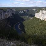 Après les Templiers, l'Ardèche et ses gorges