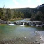Rivière: l'Ibie, Ardèche