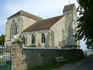 Église de Doue, 2010@Rtevels, CC By-SA