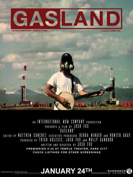 Gasland, poster