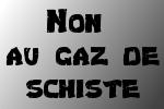 Logo Non au gaz de schiste 150px@libre fan, CC-SA