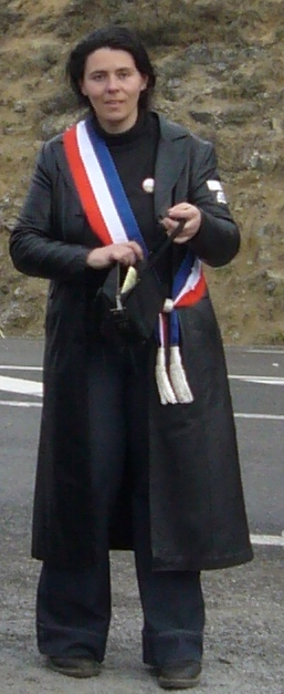 Magalie Margotton, Adjointe Saint-Paul-le-Jeune, Ardèche