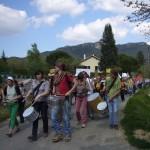 Tambours en marche
