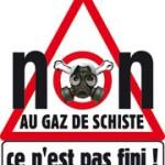 Logo Non au gaz de schiste