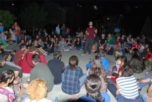 Eskişehir'de yapılan park forumu