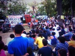 Kadıköy Yoğurtçu Parkı Forumu