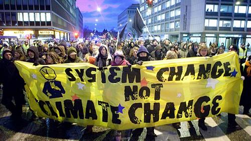 İklimi değil, sistemi değiştir.