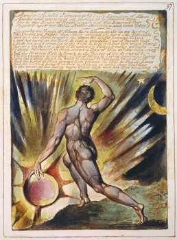 Inspiring - Blake's mystic vision