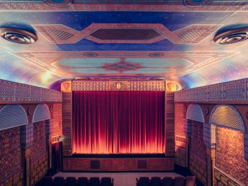 The Grand Lake Theatre III, Oakland, California, 2014