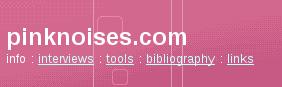 pinknoises