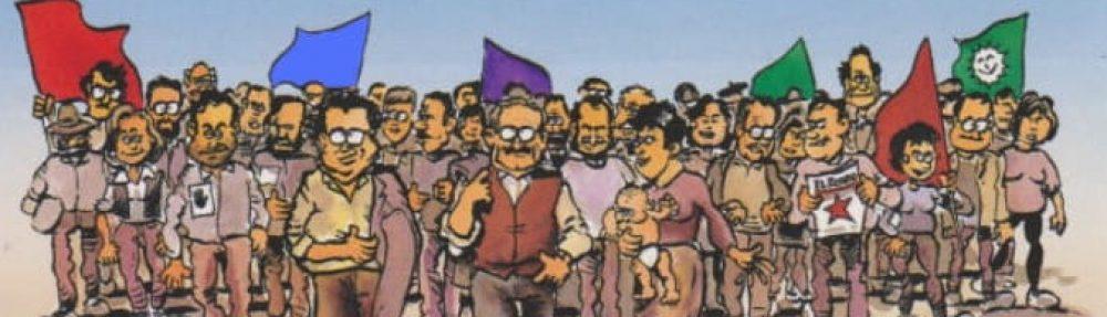 Coordinadora por las Pensiones. Castilla y León