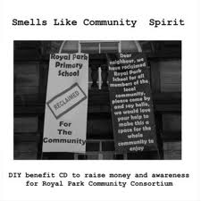 smells like community spirit cover