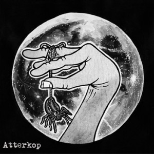 Atterkop EP cover