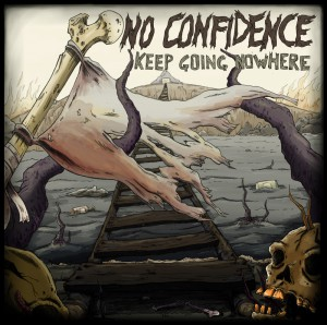 No Confidence - Cover Front