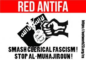 RA Smash Clerical Fascism