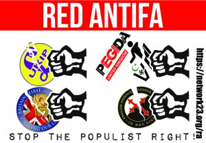RA Stop the populist right