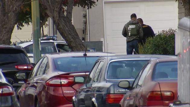 police looking for things in california