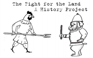 The Fight for the Land History Project