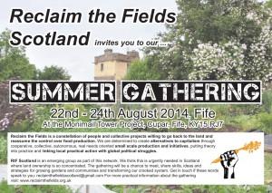 RTF scottish gathering August 2014