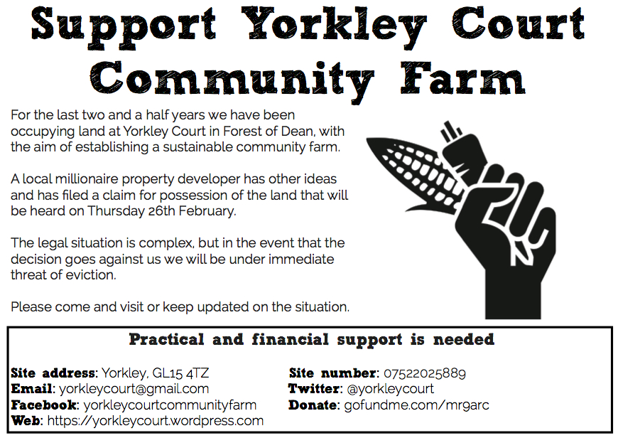Support Yorkley