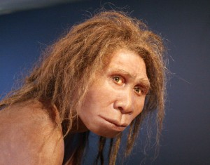 """""""Homo georgicus"""" by 120 - Own work (photograph), model by Élisabeth Daynes. Licensed under CC BY-SA 3.0 via Commons - https://commons.wikimedia.org/wiki/File:Homo_georgicus.jpg#/media/File:Homo_georgicus.jpg"""