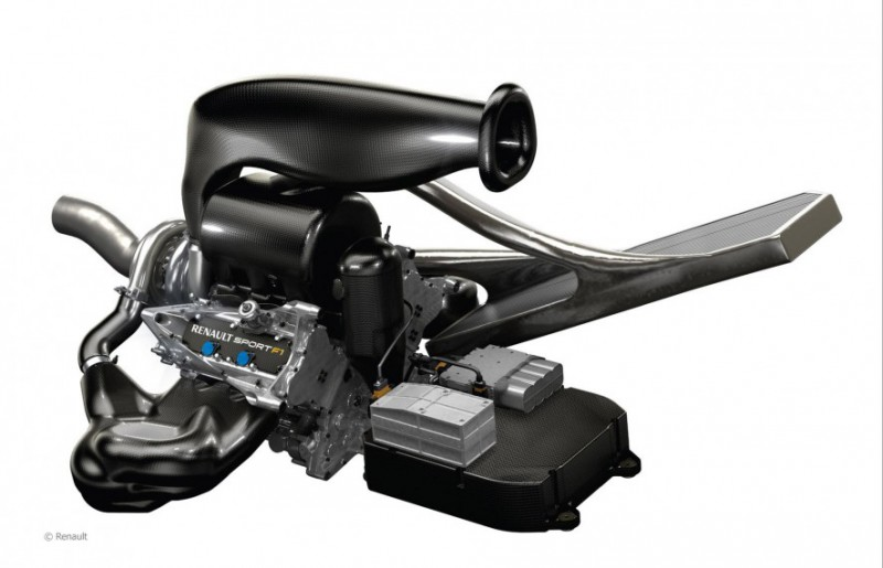 Renault energy F1, 2014 F1 engine