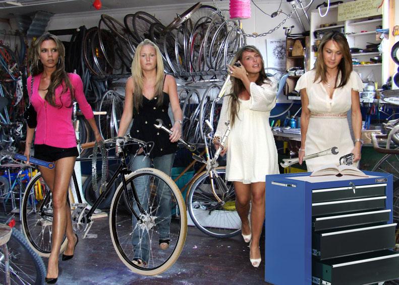 London Bike Kitchen Wag