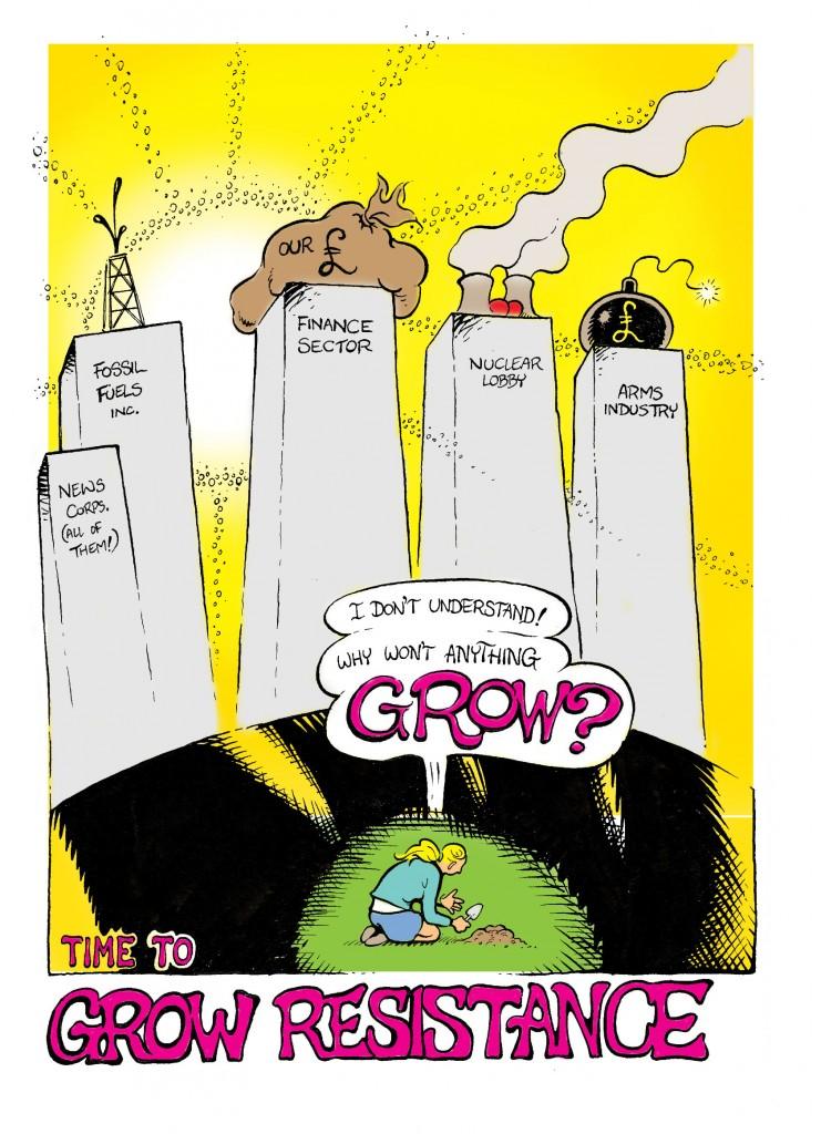 Grow Resistance