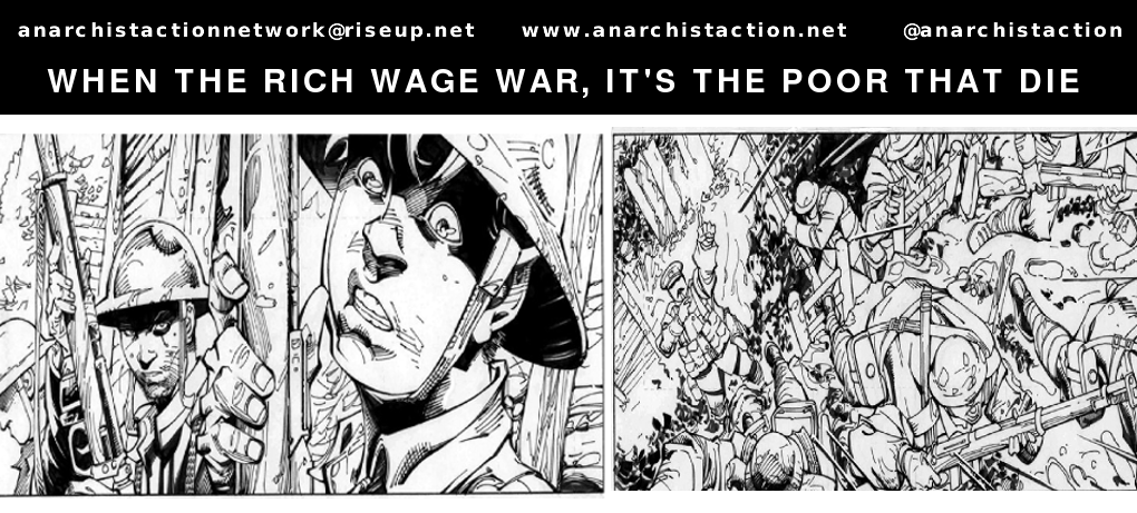 When The Rich Wage War, It's The Poor That Die
