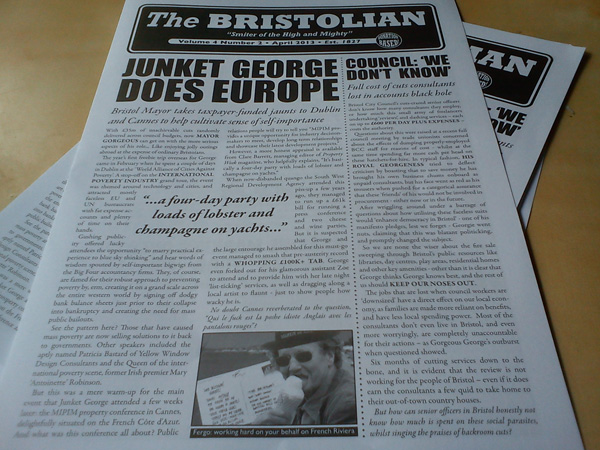 Bristolian #2 - NOW OUT!