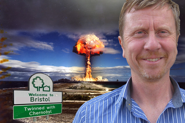 Ian Collinson: Bristol's impartial eco-voice