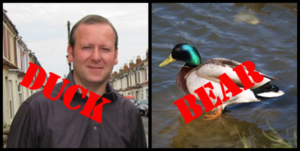8 out of 10 Bristolians can't tell the difference - can you?